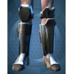 Durasteel Kneeboots [Tech] (Imp)