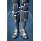 Durasteel Kneeboots [Tech] (Pub)