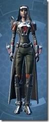Agile Sentinel - Female Front