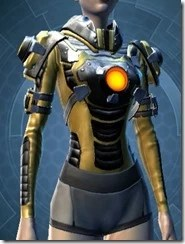 Bionic Warrior Breastplate