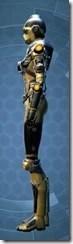 Bionic Warrior - Female Left