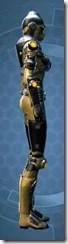 Bionic Warrior - Female Right