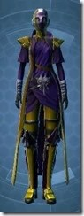 Shadow Disciple Dyed Front