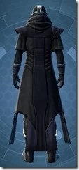 Shadow Disciple - Male Back