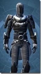 Calculated Mercenary - Male Close