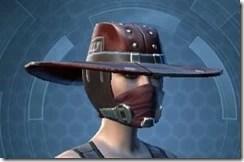 Restored Columi Smuggler's Helmet