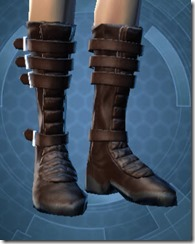 Revered Master's Boots