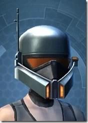 Unyielding Tracker's Helmet