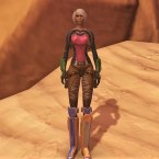 SABINE WREN – Star Forge