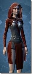 Ardent Oracle's Body Armor