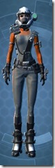 Battlefield Technician - Female Front