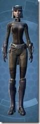 Guerrilla Tactician - Female Front