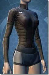 Guerrilla Tactician's Breastplate