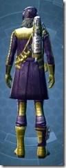 Nomadic Gunslinger Dyed Rear
