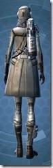 Nomadic Gunslinger - Female Rear