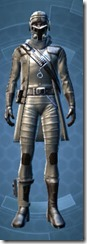 Nomadic Gunslinger - Male Front