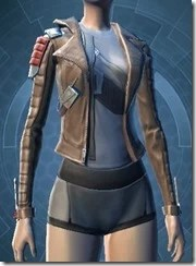 Corellian Pilot's Jacket