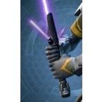 Dark Honor Guard's Unstable Lightsaber