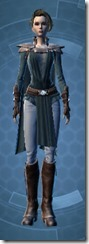 Force Apprentice - Female Front
