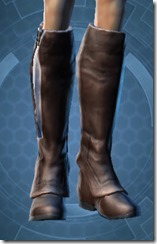 Force Apprentice's Boots