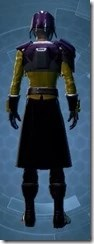 Sith Cultist - Dyed Rear