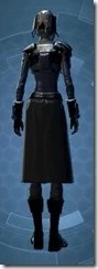 Sith Cultist - Female Rear