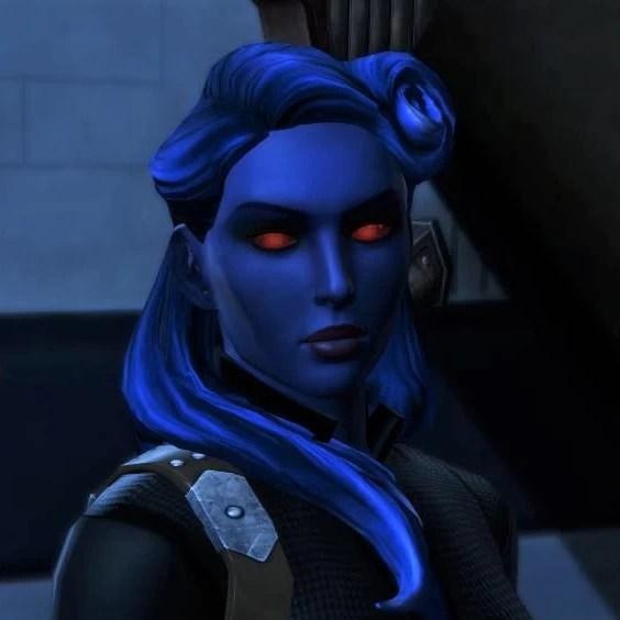 Mina'vas'raya aka Ava – Darth Malgus