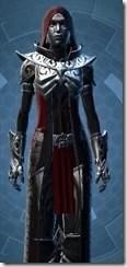 Callous Conqueror Female Close
