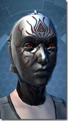 Callous Conqueror's Mask