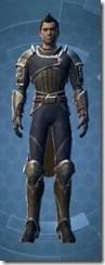Distinguished Warrior Male Front