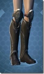 Distinguished Warrior's Boots