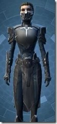 Resilient Warden Female Close