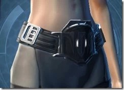 Resilient Warden's Belt