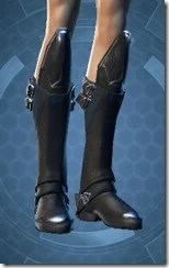 Resilient Warden's Boots