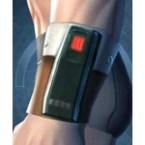 Heavy Exoskeletal Bracers [Tech] (Imp)