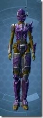 Merciless Seeker Dyed Front
