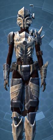 Merciless Seeker Armor