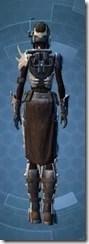 Merciless Seeker Female Rear