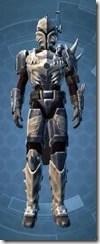 Merciless Seeker Male Front