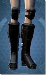 Covert Cipher's Boots