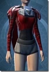 Crimson Talon's Breastplate