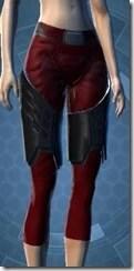 Crimson Talon's Greaves