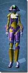 Elite Gunner Dyed Front