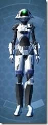 Elite Gunner Female Front