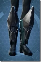 Experimental Ossan Eliminator's Boots
