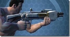 Experimental Ossan Supercommando's Blaster Rifle Right