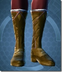 Experimental ossan Force-Master's Boots
