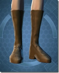 Intelligence Agent's Boots