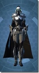 Masterwork Ancient Combat Medic Female Front