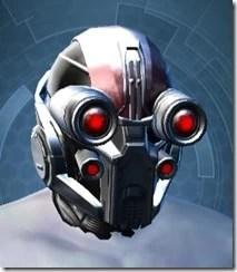 Masterwork Ancient Eliminator's Helmet